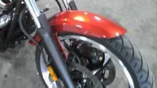 10. 2008 Yamaha XV19CXR Raider
