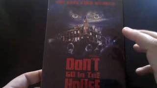 DVD Review - Don't Go In The House