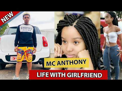 MC ANTHONY WITH GIRLFRIEND IN REAL LIFE (YOLO CAST)