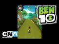 Ben 10 Jogamos Up To Speed Cartoon Network