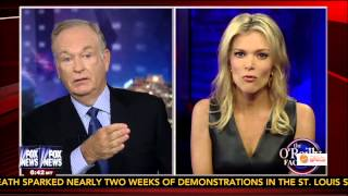 Bill O'Reilly and Megyn Kelly Argue About 'White Privilege'