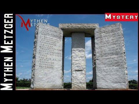 Georgia Guide Stones: Eine neutrale Betrachtung  (Reupload)