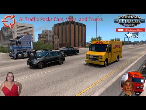 Chevy Step Van Pack in AI Traffic v1.0 1.38.x