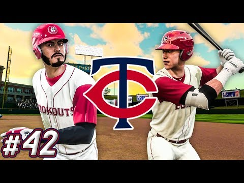 DOUBLE-A CHAMPIONSHIP SERIES! - MLB The Show 17 Franchise Ep.42