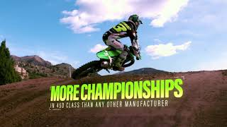 6. All-new 2019 Kawasaki KX450 - Official Video