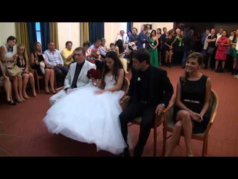 Сватбата на Нина и Васил