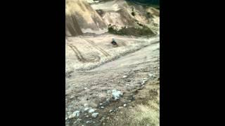 5. Honda trx250x 2012 sandpits