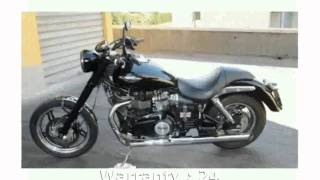 7. 2010 Triumph Speedmaster Base - Details & Walkaround