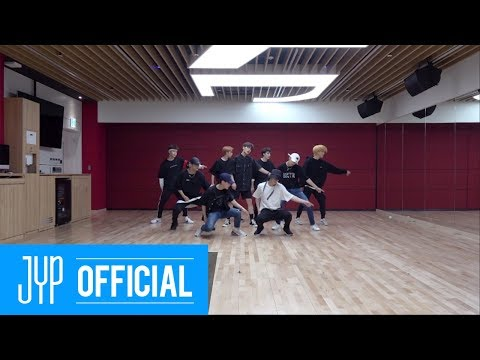 """Stray Kids """"My Pace"""" Dance Practice"""