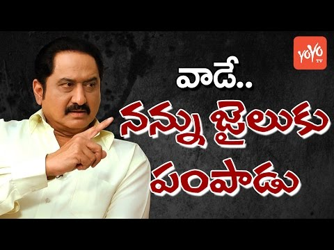 Shocking Revelations By Hero Suman    Who Behind His Arrest?    YOYO TV Channel