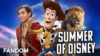 Inside Disney's Blockbuster Summer | Charting with Dan! by Clevver Movies