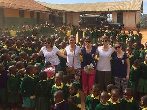 Mission humanitaire , dépistage visuel, Taïta KENYA