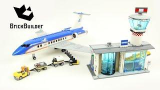 Download Lagu Lego City 60104 Airport Passenger Terminal - Lego Speed Build Mp3