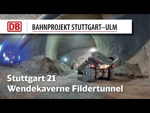 Wendekaverne Fildertunnel