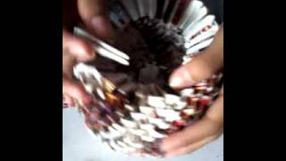 cara membuat Gucci dari bekas kotak rokok By SITI MAHMUDAH Video
