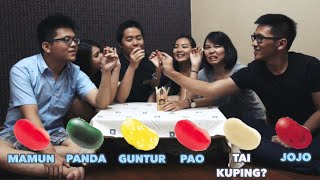 Video GUNTUR DKK MAKAN UPIL?? (Permen Harry Potter) MP3, 3GP, MP4, WEBM, AVI, FLV Mei 2019