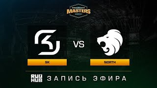 SK vs North - Dreamhack Malmo 2017 - map2 - de_train [yXo, ceh9]