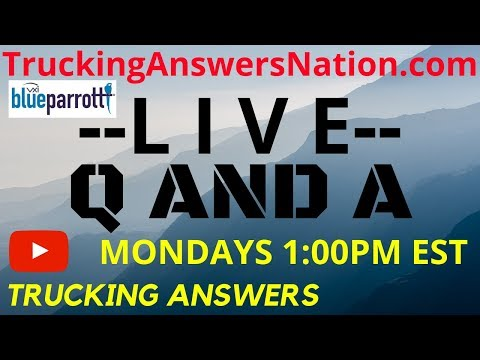 🔴 Q And A Live | I-70 Accident Lawyer Arrested | Western Express Class Action | Trucking Answers