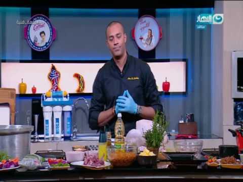 لقمة هنية - الحلقة 1..ديك رومي بالأرز