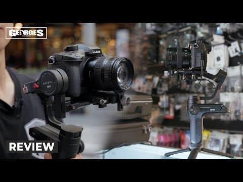 Zhiyun-Tech WEEBILL LAB Handheld Stabilizer for Mirrorless Cameras video