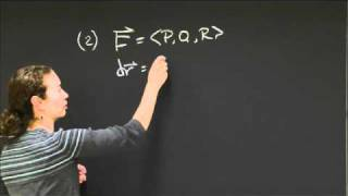 Line Integral On A Helix | MIT 18.02SC Multivariable Calculus, Fall 2010