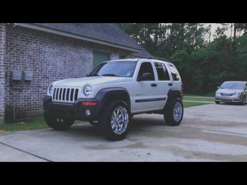Jeep Liberty on 20s I Vehicle Showcase I