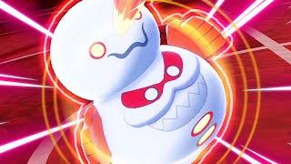 BELLY DRUM ZEN MODE DARMANITAN! Competitive Online Battles (1080p) by PokeaimMD