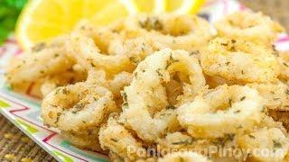 Easy Calamari