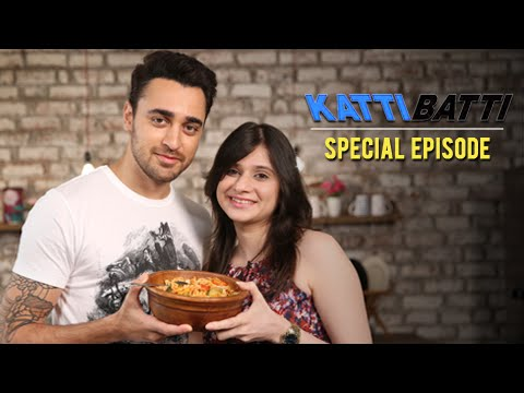 Imran Khan | Katti Batti Special Episode | One Pot Pasta Recipe | Ruchi's Kitchen