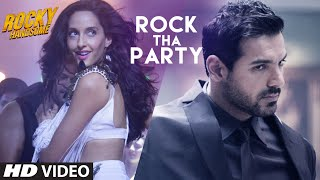 ROCK THA PARTY- Song Video, Rocky Handsome, BOMBAY ROCKERS