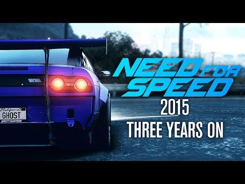 Need For Speed 2015 In 2018?