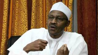 GEN. BUHARI (rtd.) SPEAKS ON FUEL SUBSIDY REMOVAL