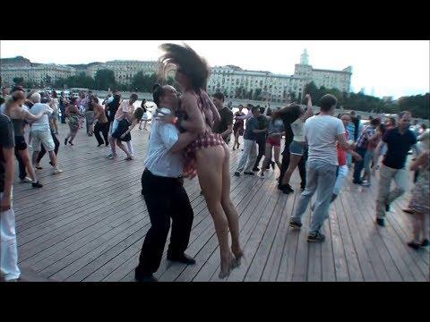Skirt was torn. Big dance Fail!
