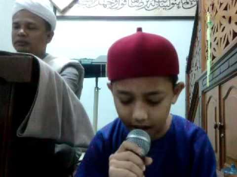 Qasidah HUFFAZ- Ya Badra Tim.mp4