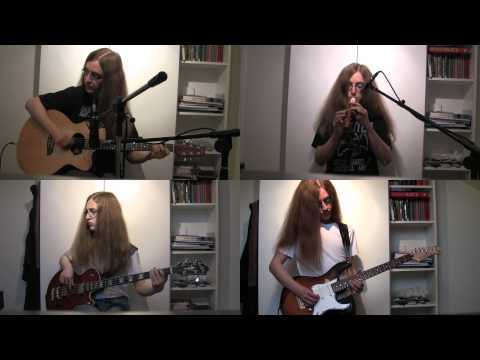 Video Max Wällstedt - In Dulci Jubilo (Mike Oldfield Cover) download in MP3, 3GP, MP4, WEBM, AVI, FLV February 2017