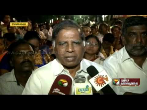 Election should be conduct honestly says G Ramakrishnan