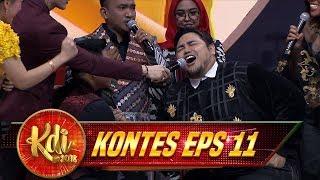 Video Eksklusif!! Rangga Adu Panco Lawan Master Ivan Gunawan!! - Kontes KDI Eps 11 (20/8) MP3, 3GP, MP4, WEBM, AVI, FLV Agustus 2018