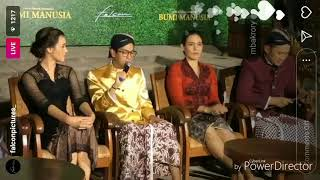 Download Video Iqbaal Ramadhan @Press Conference Film Bumi Manusia MP3 3GP MP4