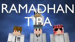Ramadhan tiba | ft. 4Brothers, Romansyah, Bapak tua, Mas botak, Anto kewer [Minecraft animation]