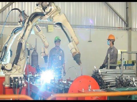 Công nghệ Robot - Trụ cột của nền công nghiệp 4.0
