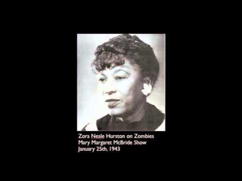Zora Neale Hurston on Zombies