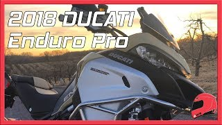 3. 2018 Ducati Multistrada Enduro Pro Review
