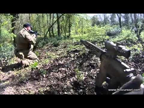 9° Incursori Softair Roma - Video: Combat Training