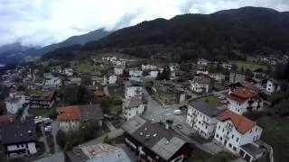 Domegge Di Cadore Italy  city images : Sorvolo su Domegge di Cadore