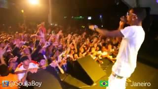 Soulja Boy - World Tour / Rio de Janeiro