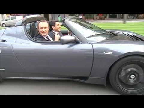 pourquoi la voiture electrique