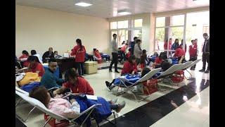 400 tình nguyện viên tham gia chương trình Ngày chủ nhật đỏ lần thứ 3