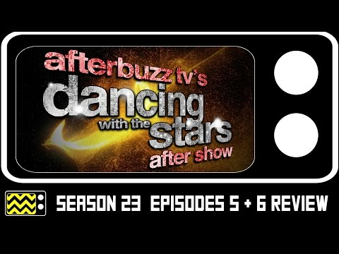 Dancing With The Stars Season 23 Episodes 5 & 6 Review & After Show | AfterBuzz TV