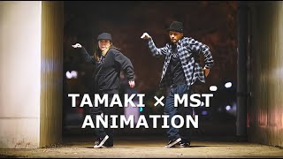 MST × Tamaki – ANIMATION