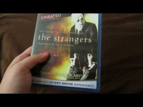 The Strangers Blu-Ray Review/Unboxing (HD)